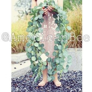 Eucalyptus Vine Garland NEW